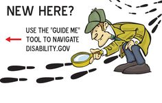 Welcome to Disability.gov, the U.S. federal government website for information on disability programs and services nationwide.