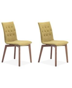 Kaya Set of 2 Side Chairs, Direct Ships for just $9.95 | macys.com