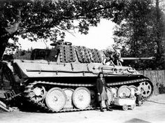 enrique262:  Panzerkampfwagen V Panther.