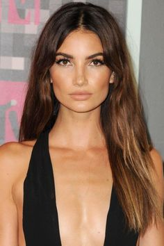 See the long hairstyles we're obsessing over: Lily Aldridge