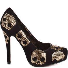 Zapatos rojos Goldstar para mujer 2WI4p