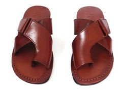 9 Best Mens Leather Slippers images  ce507272fb