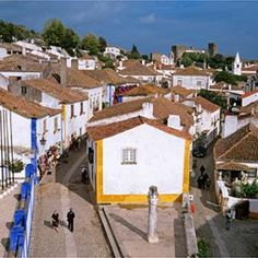 Europe's Most Beautiful Villages - Óbidos, Portugal