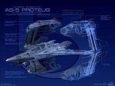 Spaceship Plans wallpaper