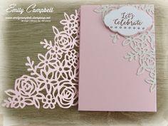 Tiny Kiwi Cards Springtime Impressions Detailed With Love