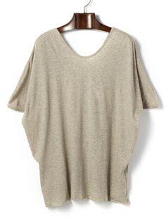 MOCOSH - fev cross back short sleeve pullover