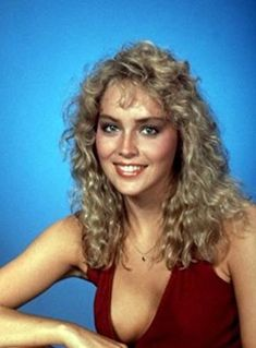 Sharon Stone in Bay City Blues (1983)
