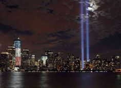 Never forget. On this anniversary, we remember all those who lost their lives 11 years ago.