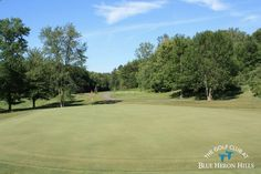 $25 for 18 Holes with Cart at The Golf Club at Blue Heron Hills in Macedon near Rochester ($56 Value. Good Any Time until July 1, 2018!)