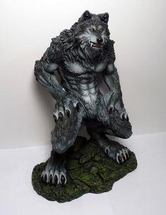 MY werewolf by Meadowknight