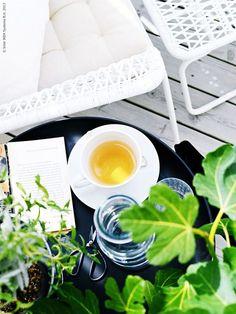 Decorar un balcón para el relax | La Garbatella: blog de decoración, estilo nórdico.