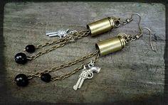 havranka / handmade earrings