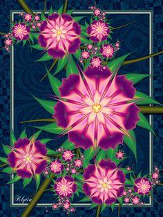 Purple Spring by Klytia70.deviantart.com on @deviantART