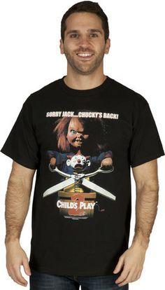 Childs Play 2 Shirt