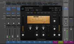 Understanding Mix Bus Compression - Your Mixes Need Glue!  https://ledgernote.com/columns/mixing-mastering/understanding-mix-bus-compression/  #mixingengineer #recordingsession #recordingstudio