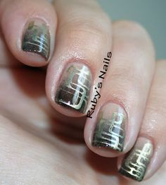 Geeky Owl: Guest Post by Ruby's Nails