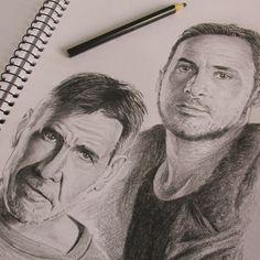 Blade Runner 2 - Sketchbook