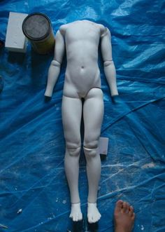 I make a Ball Jointed Doll