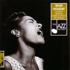 Billie Holiday - The Complete Original American Decca Recordings - album cover