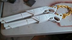 PVC cosplay guns tutorial