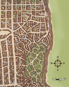 Waterdeep City of the DeadTrade Ward