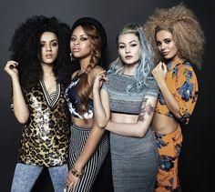 """As meninas do Neon Jungle estão apaixonante na baladinha """"Louder"""""""