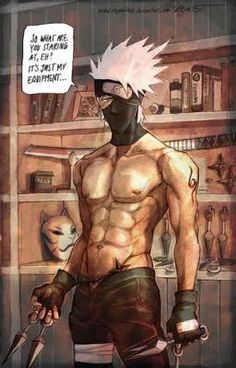64 Best Naruto kakashi images in 2019