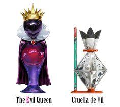 "princesshollyofthesouthernisles: "" rileylaroux: "" mistahgrundy: "" ca-tsuka: "" ""Disney Villains Perfume"" by japanese artist Ruby Spark. "" "" i saw that one was missing "" (( I love this so much it hurts...."