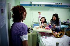 11 Febbraio: Giornata mondiale del Malato all'Ospedale dei Bambini con i volontari di Giocamico