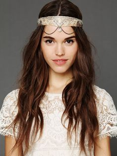 The Prancing Fox Swan Lake Headpiece at Free People Clothing Boutique