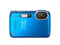 Olympus Stylus TG-630 iHS Digital Camera with 5x Optical Zoom and 3-Inch LCD (Blue) (Old Model) *** Check out the image by visiting the link.