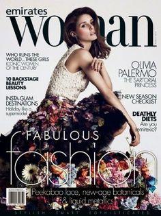 The Olivia Palermo Lookbook : Olivia Palermo Magazine Covers