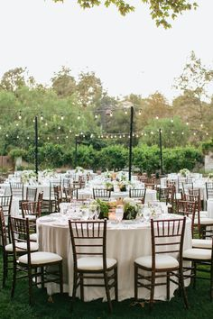 outdoor receptions