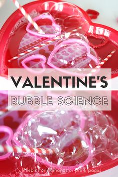 Valentine Science Activity For Preschool