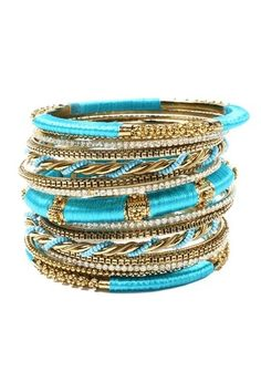 Bangle's in Turquoise!!!!