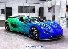 Ronn Motors Scorpion roadster