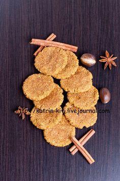 Homemade Pumpkin Spice Cookies