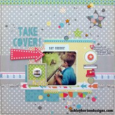 Take Cover - Scrapbook.com