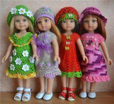 Мои любимые Паолочки или любовь на всю жизнь / Paola Reina, Antonio Juan и другие испанские куклы / Бэйбики. Куклы фото. Одежда для кукол