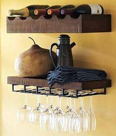 Cool Kitchen Storage Ideas