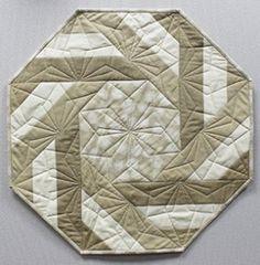Basket Weave Table Topper