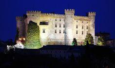 Castello Orsini, Bracciano (Lazio), Itália! Top 10 Most Beautiful Italian Castles Turned Into Hotels