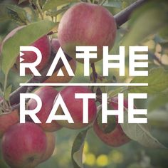 Image of RATHE Deluxe - Typeface