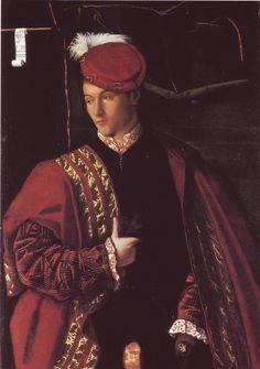 Bartolomeo Veneto 1502-1555   Italian High Renaissance Painter