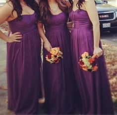 $73 | Love Lane Purple Tori Long Dress, love the color and style
