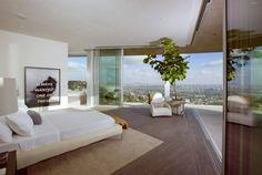 Schlafzimmer von Avicii