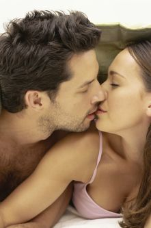 The Many Health Benefits Of Kissing...