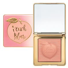 Too Faced Peaches & Cream Collection for Fall 2017 Aug 31