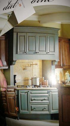 Kitchen cheap color