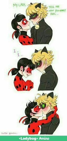 Mraculous Ladybug- Ladybug & Chat Noir